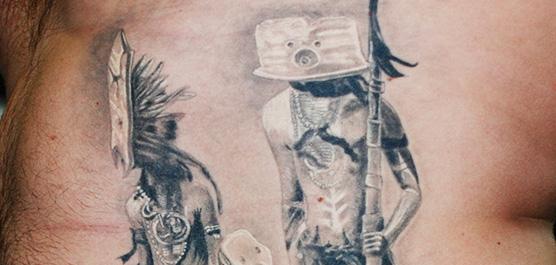 татуировка в Твери